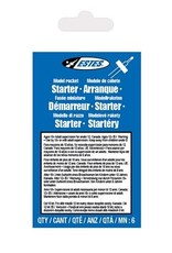 Estes 2302 Solar Model Rocket Starters (ESTT2302)