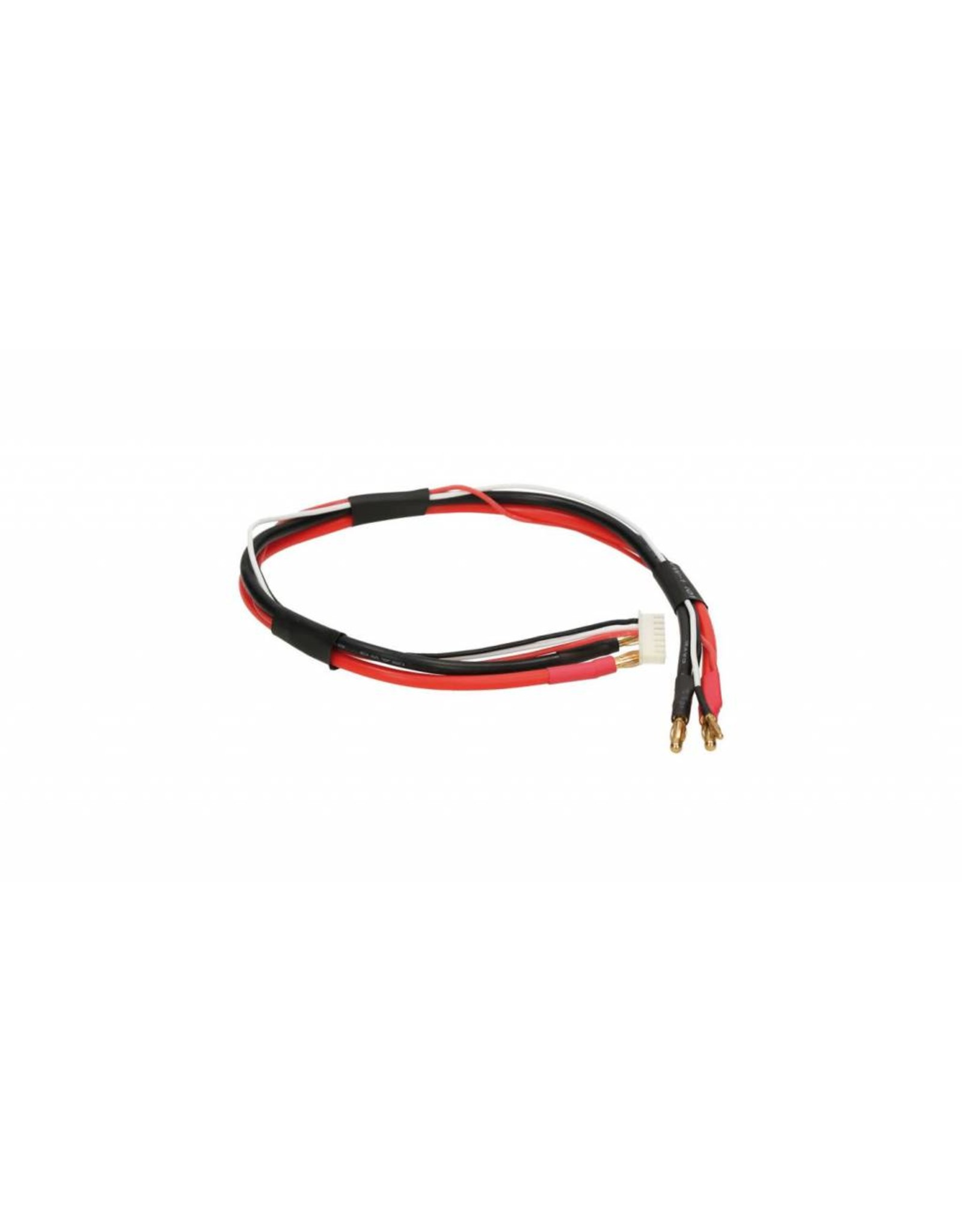 Orion 4mm 2S Pro Balance Charge Lead (45cm, 12AWG/20AWG)  (ORI40059)