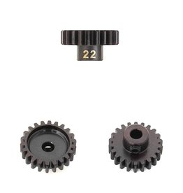 Tekno M5 Pinion Gear, 22T, MOD1, 5mm Bore, M5 Set Screw (4182)