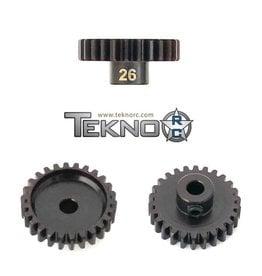 Tekno M5 Pinion Gear, 26T, MOD1, 5mm Bore, M5 Set Screw  (4186)