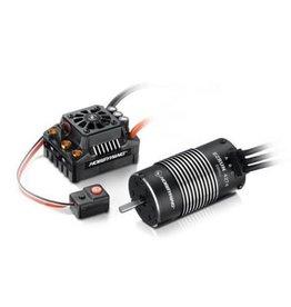 Hobby Wing MAX8 ESC Combo w/ EZRUN 2200KV Motor, T-Plug  (HWI38010400)