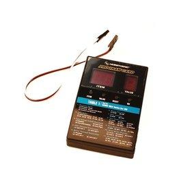 Hobby Wing LED Program Card - General Use  (HWI30501003)