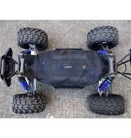 Hot Racing Dirt Guard Chassis Cover: X-Maxx