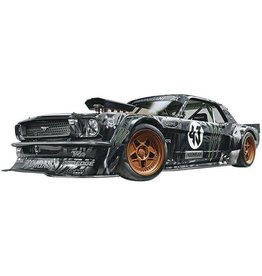 HPI Racing RS4 Sport3, Ken Block, 1965 Ford Mustang Hoonicorn RTR, 1/10 Scale, 4WD, Rally Car