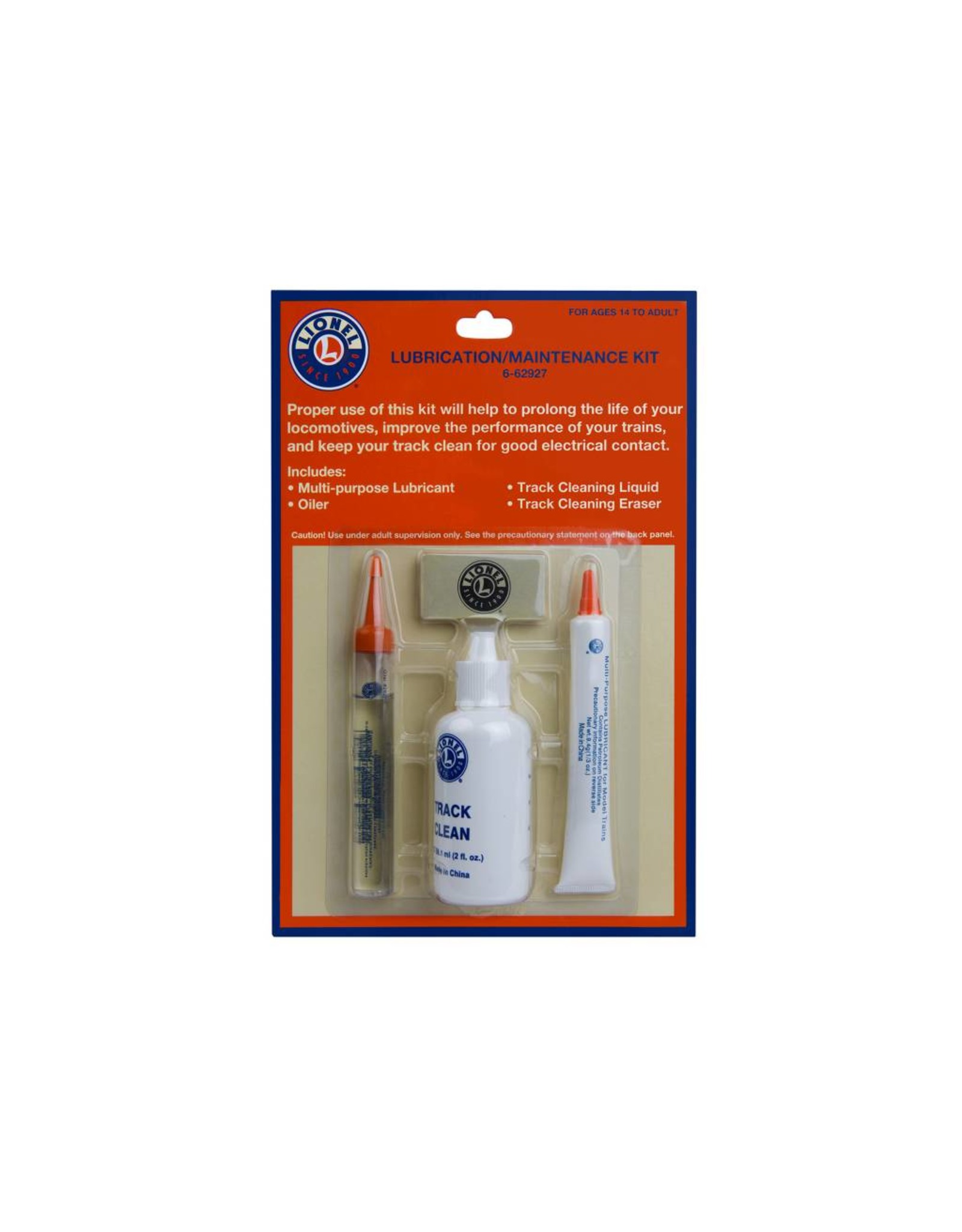 Lionel 6-62927 Maintenance Kit O
