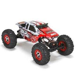 Losi Night Crawler 2.0 RTR: 1/10 4WD Rock Crawler