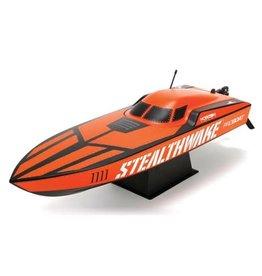 Pro Boat Stealthwake 23-inch Deep-V Brushed: RTR (PRB08015)