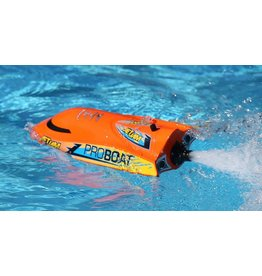 Pro Boat Jet Jam 12-inch Pool Racer, Orange: RTR
