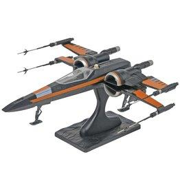 Revell Revell Star Wars The Force Awakens Poe's X-Wing Fighter