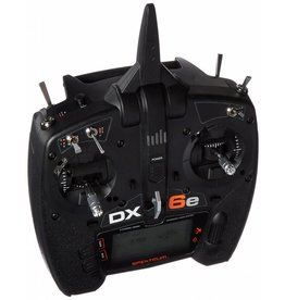 Spektrum DX6e 6-Channel DSMX Transmitter Only  (SPMR6655)