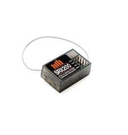 Spektrum SRX200 2Ch 2.4GHz FHSS Receiver  (SPMSRX200)