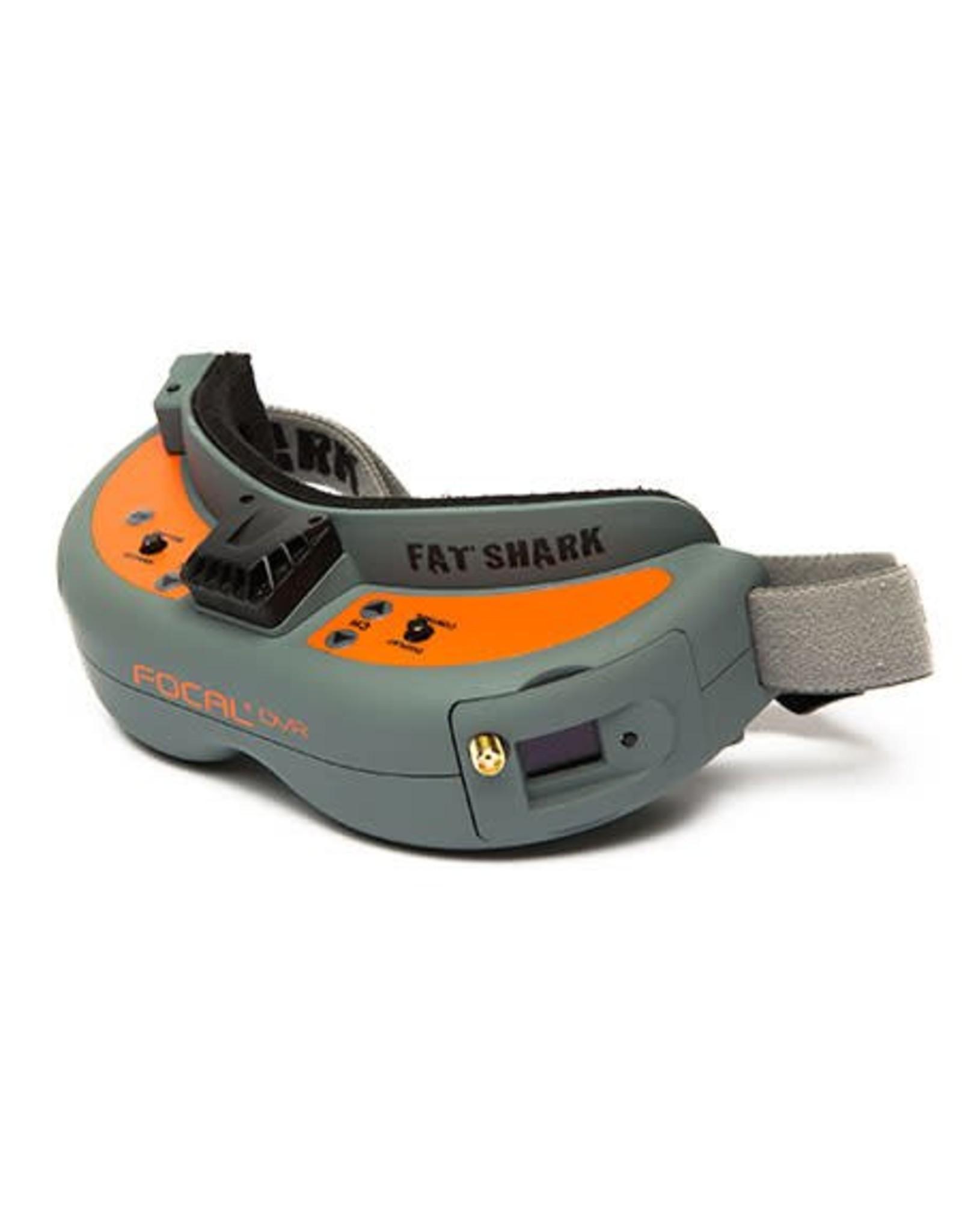 Spektrum Focal DVR FPV Headset (SPMVR2520)