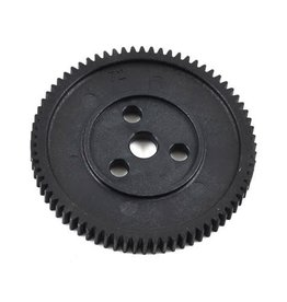 Team Losi Racing Direct Drive Spur Gear, 72T, 48P