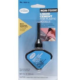 Testors Testors Non-Toxic Liquid Application 1 oz.  (TES3527C)