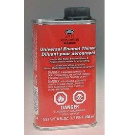 Testors Testors Universal Enamel Thinner 1/2 pint