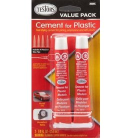 Testors Testors Cement Value Pack