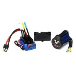Traxxas VXL-3S Velineon BLX WP Power System: 1/10