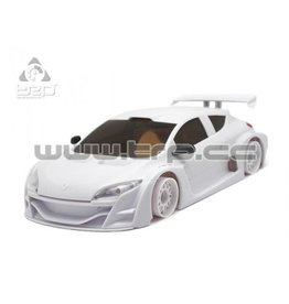 TRP TRP Mini-Z Renault Megane Trophy 2010 White Body Set