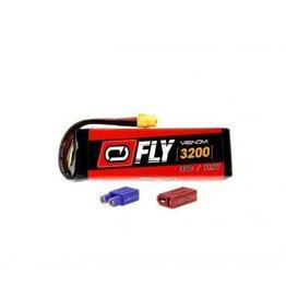Venom Power Fly 11.1V 3200mAh 30C 3S LiPo, UNI 2.0  (VNR25007)