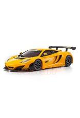 Kyosho ASC MR-03W-MM McLaren 12C GT3 2013 Orange