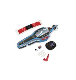 Kyosho Body Set (b-pod Blue/pre-painted)  (DRB003BL)