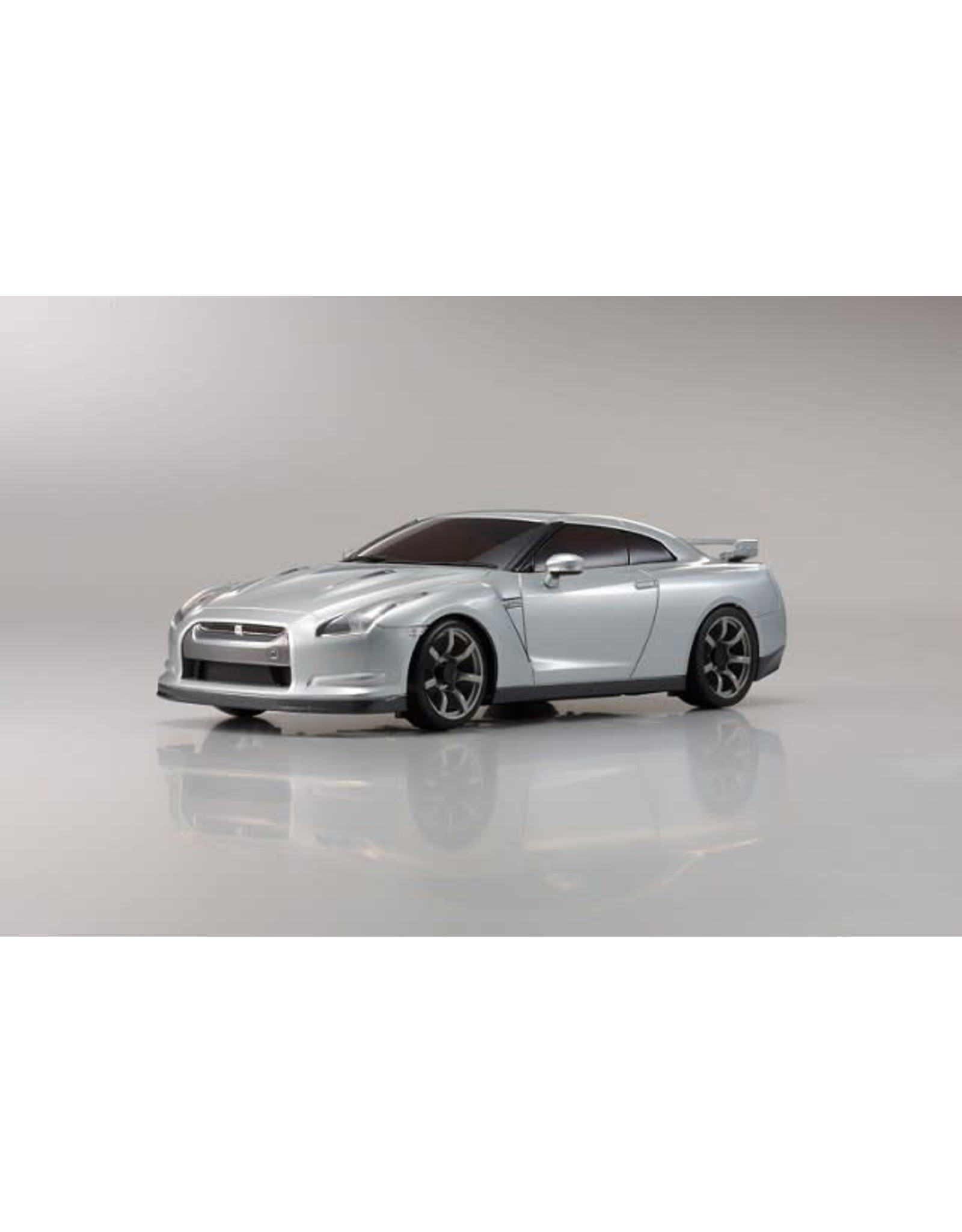 Kyosho ASC MR-03N-RM NISSAN GT-R R35 Ultimage Metal Silver (2WD Wheels)