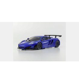 Kyosho ASC MR-03W-MM McLaren 12C GT3 Blue Metallic