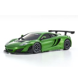 Kyosho ASC MR-03W-MM McLaren 12C GT3 2013 Synergy Green