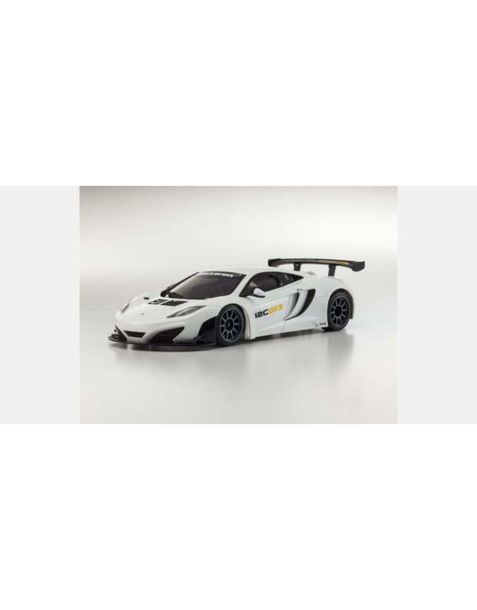 Kyosho ASC MR-03W-MM McLaren 12C GT3 2013 White