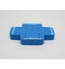 PN Racing PN Racing Mini Car Foam Stand (Blue)