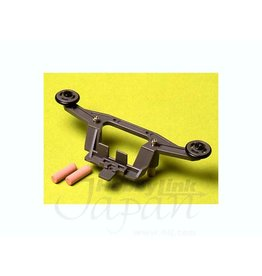 Tamiya 4WD Rear Brake & Roller Set  (TAM15113)