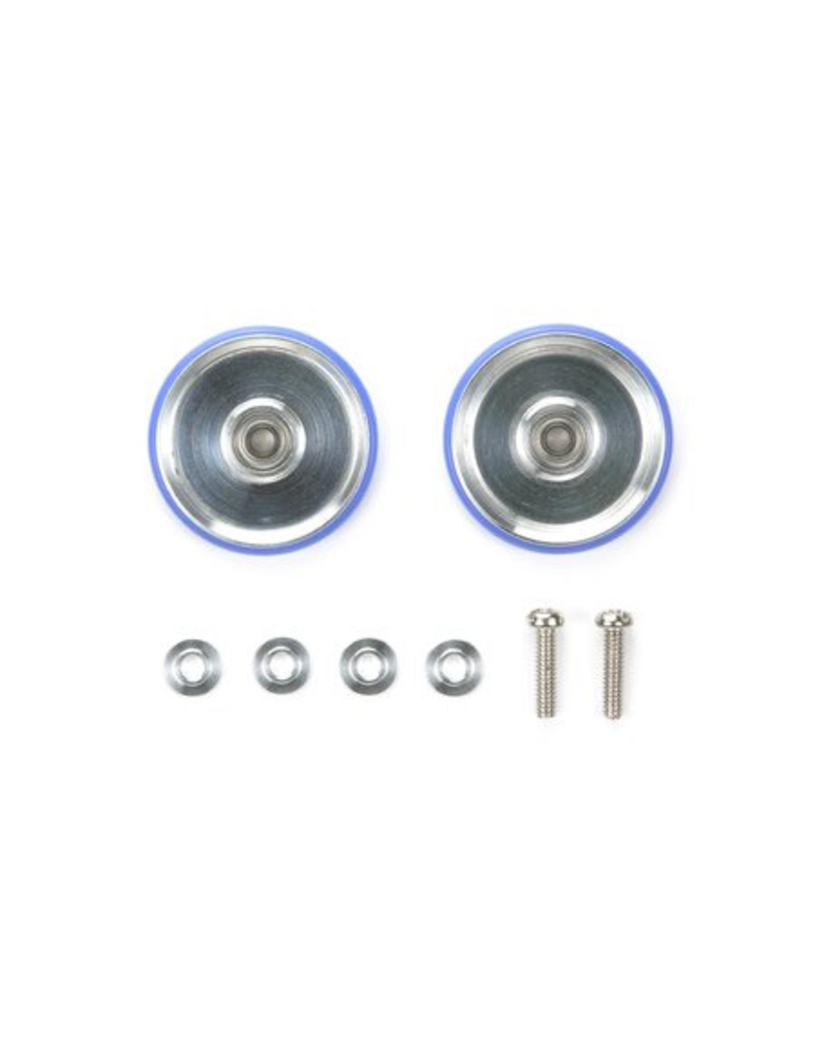 Tamiya 19mm Aluminum Rollers  (TAM15426)