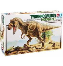 Tamiya Tyrannosaurus Diorama Set