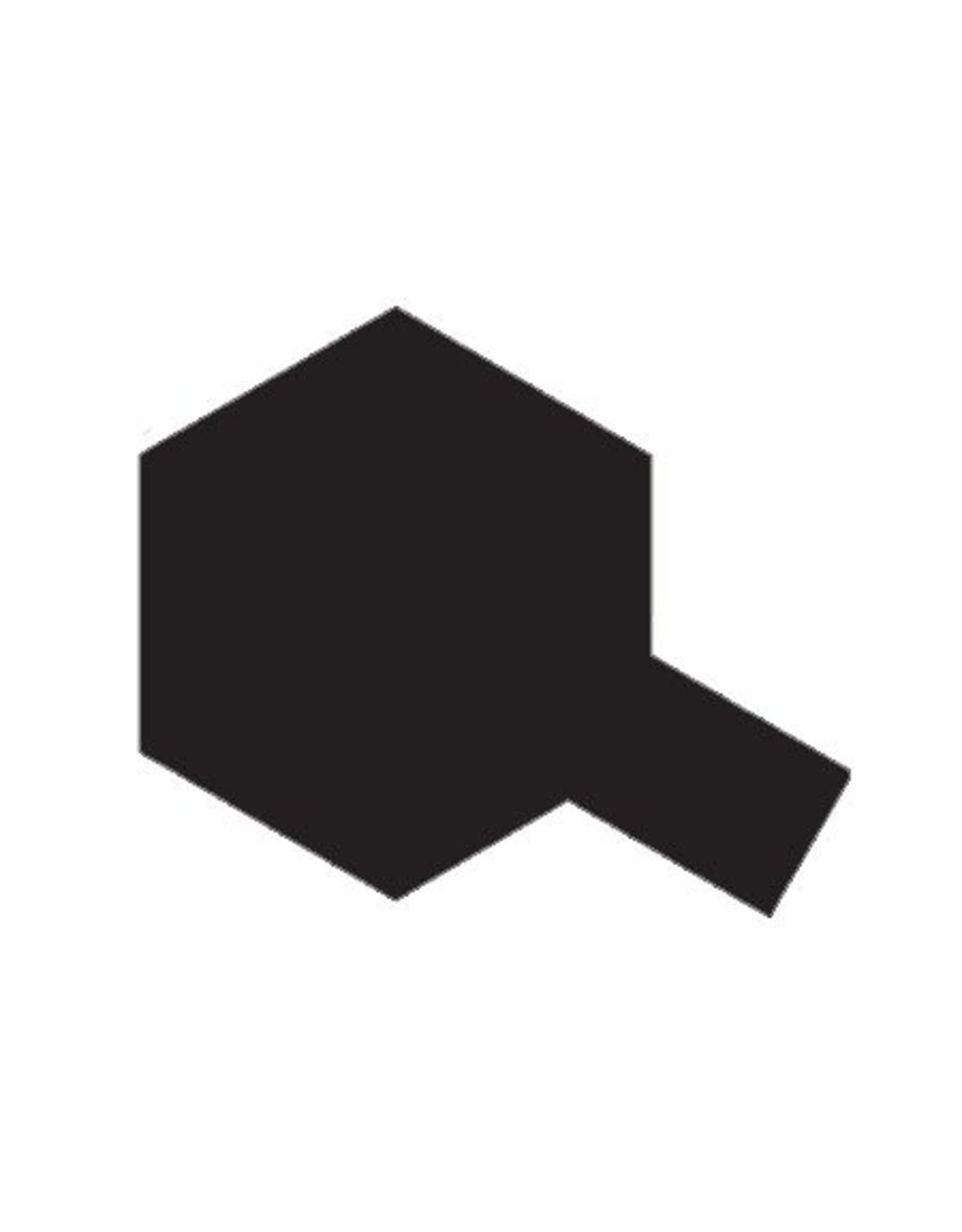 Tamiya Acrylic X-18 Semi Gloss Black