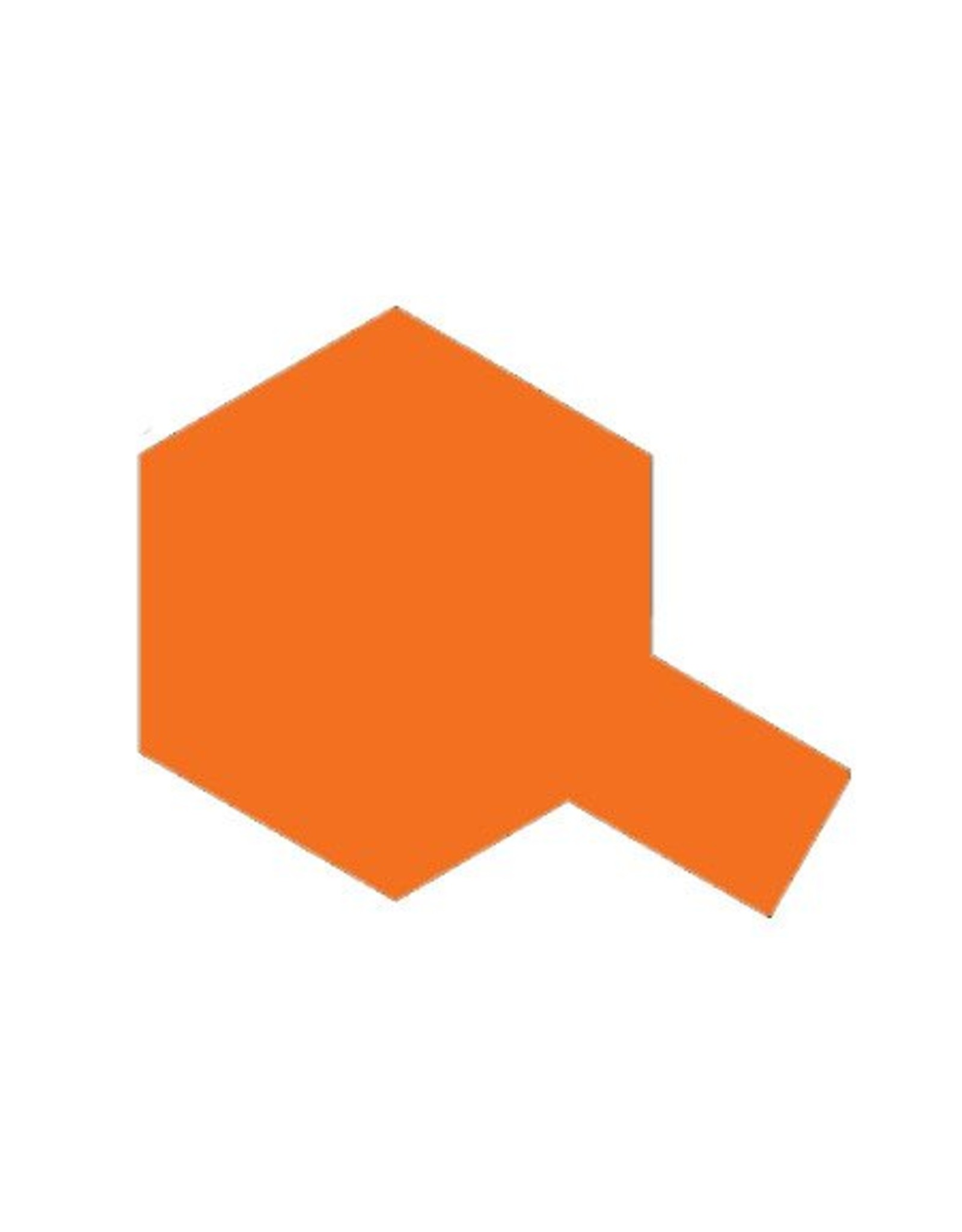 Tamiya Acrylic Mini X-6 Orange