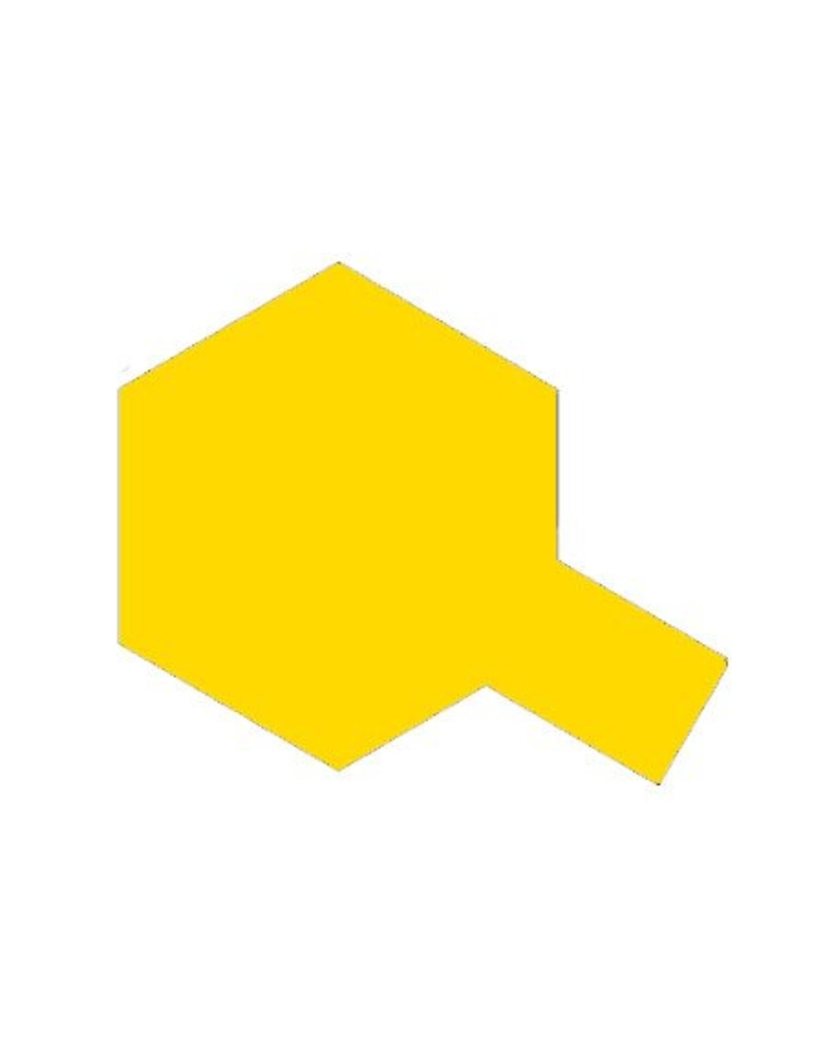 Tamiya Acrylic Mini X-8 Lemon Yellow