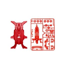 Tamiya JR MA Reinforced Chassis - Red
