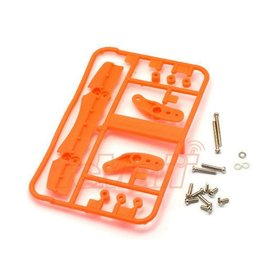 Tamiya AR Chassis Brake Set Fluor. Orange