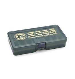Tamiya JR Mini 4WD Parts Storage Box - 35th Anniversary Set