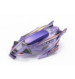 Tamiya JR Body Set DCR-01 - Clear Purple