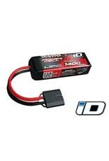 Traxxas 11.1V 1400mAh 3-cell LiPo Battery, Short  (TRA2823X)