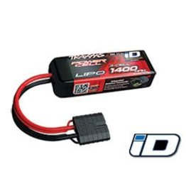 Traxxas 11.1V 1400mAh 3-cell LiPo Battery, Short  (TRA2823X)