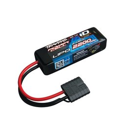 Traxxas 7.4V 2200mAh 2S 25C LiPo Battery, with TRA ID  (TRA2820X)