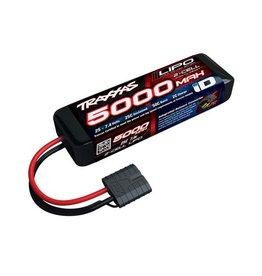 Traxxas 7.4V 5000mAh 2-cell LiPo Battery, Short (TRA2842X)
