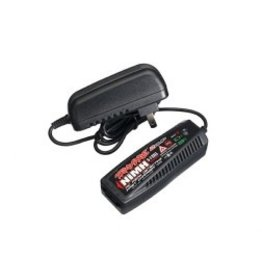 Traxxas Charger, AC, 2 amp NiMH peak detecting (5-7 cell, 6.0-8.4 volt, NiMH only) (TRA2969)