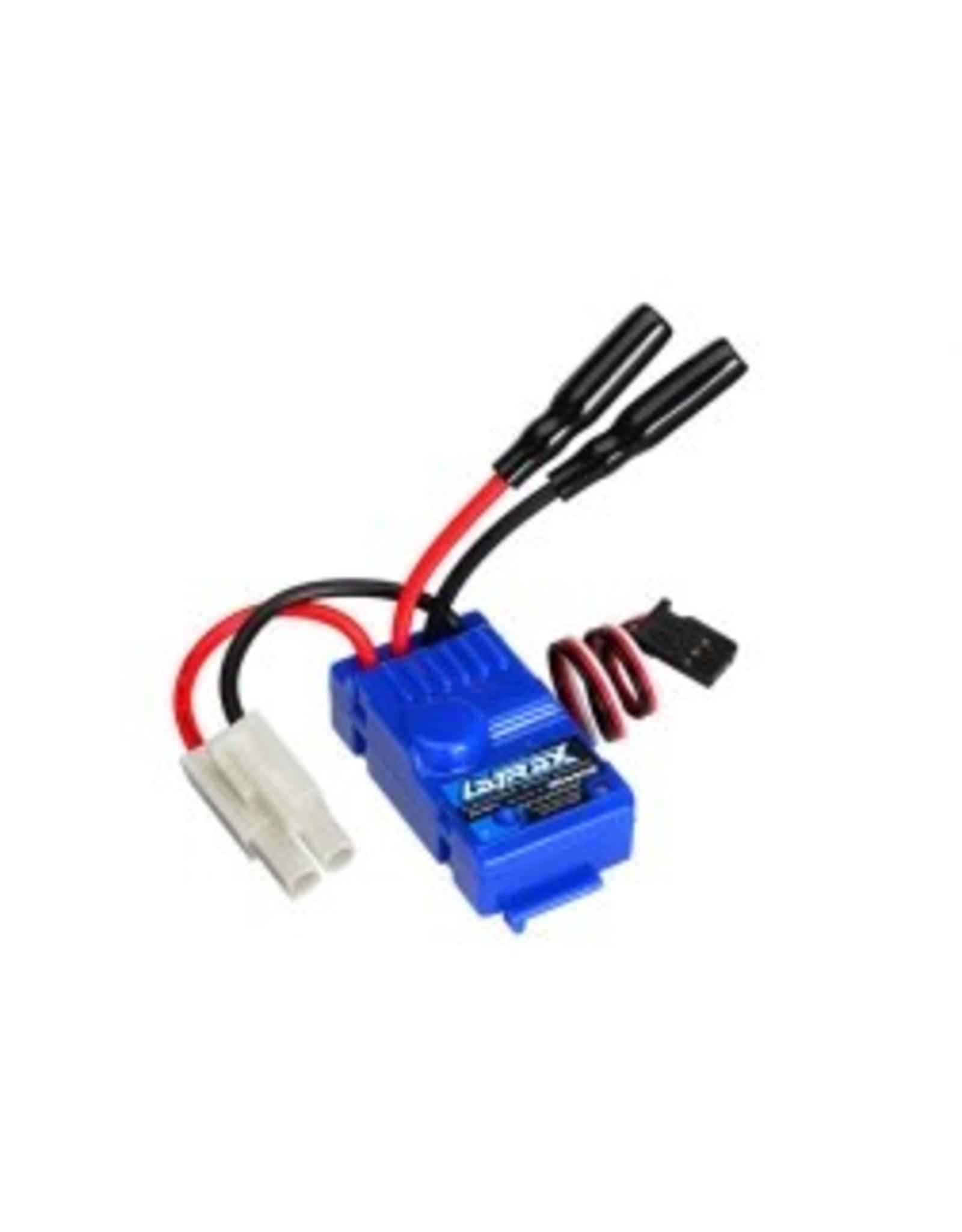 Traxxas Electronic Speed Control, Waterproof: LaTrax - Tamiya Plug (TRA3045x)