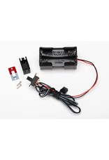 Traxxas Battery Holder, 4 Cell w/ On-Off Switch  (TRA3170X)