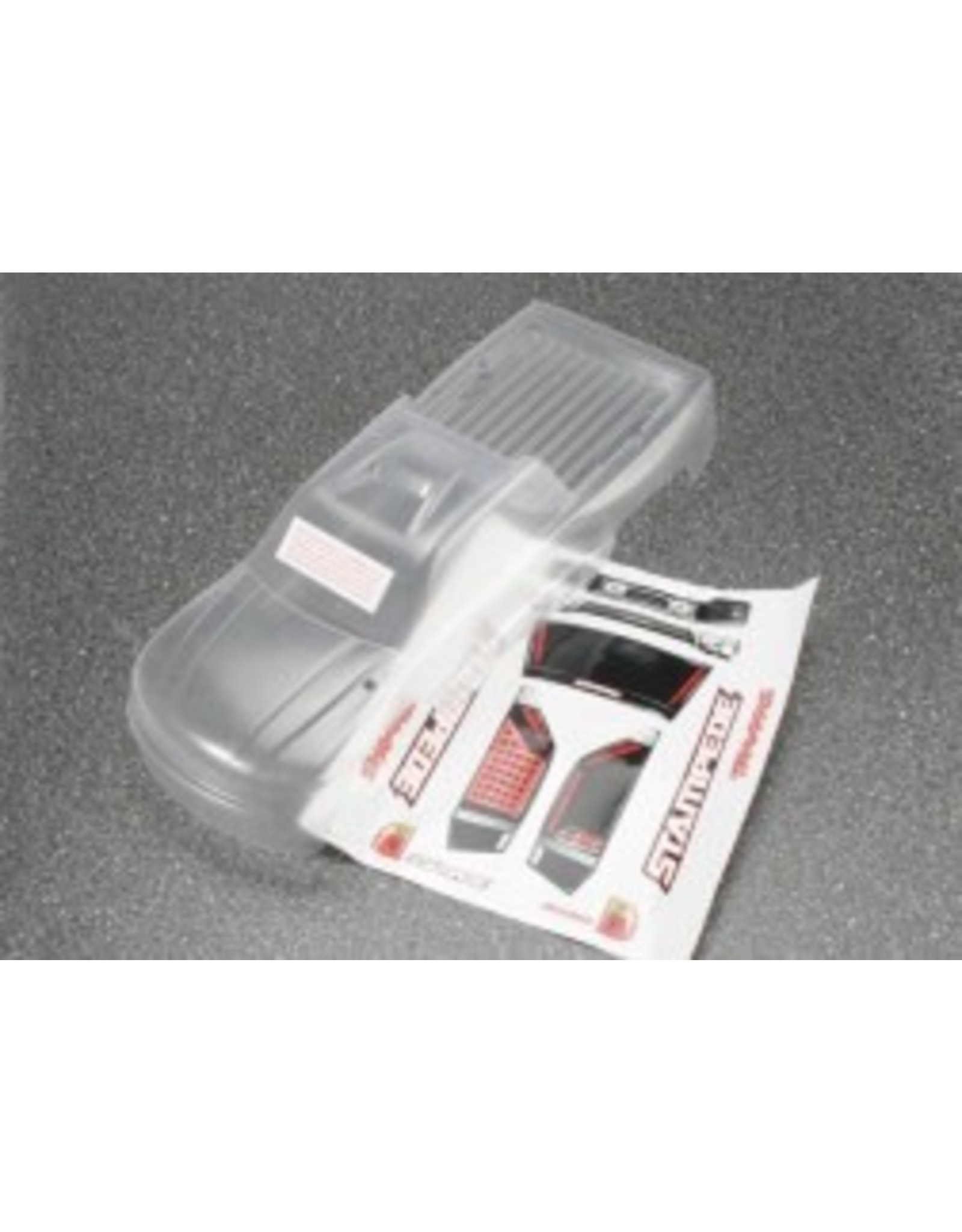 Traxxas Clear Body: Stampede TRA3617