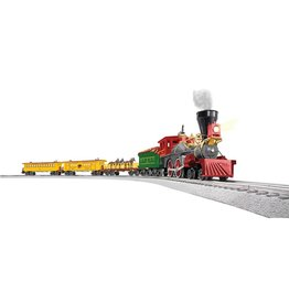 Lionel Five Star General - Western & Atlantic 4-4-0, 3 Cars, FasTrack Oval, Transformer
