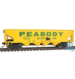 Walthers Hopper - Peabody Short Line #6802